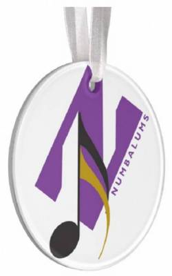 NUMBALUMS Keepsake Ornament