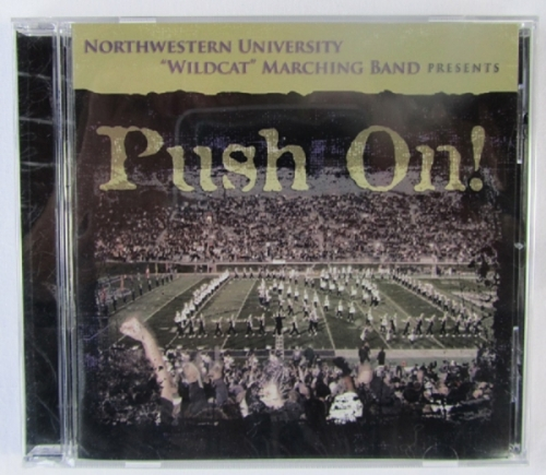 """Push On"" CD"
