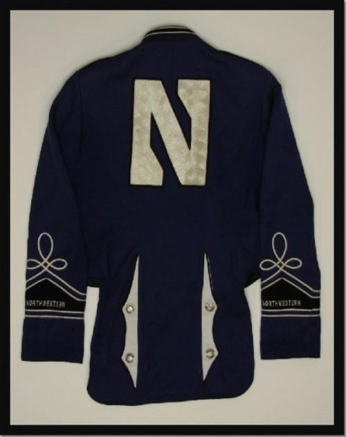Collector's Edition Framed NUMB Drum Major Jacket