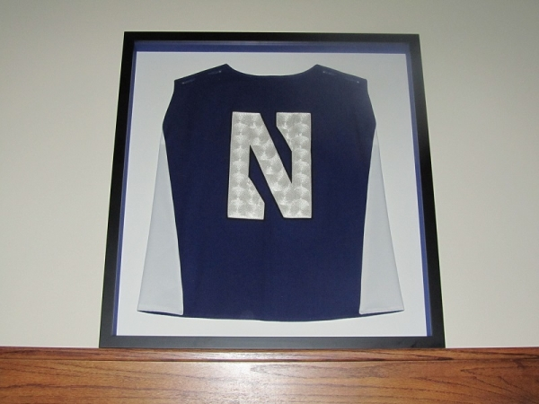Framed NUMB Cape